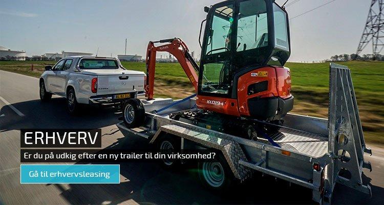 TrailerLeasing - Erhvervsleasing