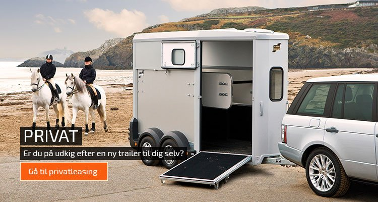 TrailerLeasing - Privatleasing